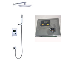 European style thermostatic rainfall shower system HM-GY001