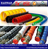 Produce various spiral cable protection sleeve for hydraulic pipe