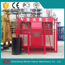 Safety&Reliable performance SC100/100 building construction elevator