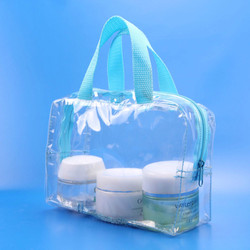 Packaging waterproof shenzhen pvc tote bags with handle