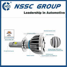 Alibaba NewestT Best Seller!! Wholesale Factory Direct 3s Series H4 LED Auto Headlight High Power LED Conversion Kit