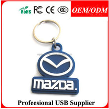 customized USB flash drive , tailored USB sticks , PVC customized USB flash drive LFN-230