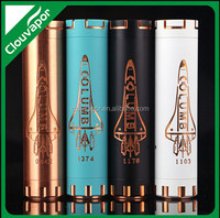 2015 popular mechanical mod/original mod/Columbia mod 18650 battery
