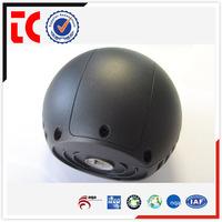 Customize aluminium die cast cctv camera lens case