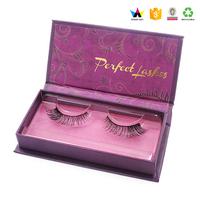New design custom empty false eyelash packaging