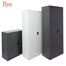 Luoyang Cheap Lockable Steel Swing Door Filing Cabinet/Storage Cabinet