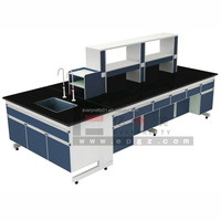 Cheap and Hot Sale Lab Side Bench Laboratory Chair Stool School Chemical Lab Table Sample in our Factory