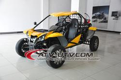 1500cc EFI chery engine shaft drive 2 seat cheap go karts for sale