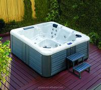 Acrylic European style 5 person spa /balboa hot tub spa/china hot tub spa