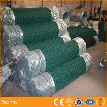 ISO Certification Anping Factory Hot Sale Used Chain Link Fence Panels With Post