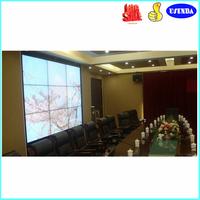 46inch 5.3mm Floor standing LCD Ultra-narrow video wall, LCD splicing screen, cctv lcd display wall