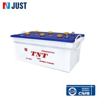 Truck Battery 12v 200Ah N200 industry leading battery large capicity battery