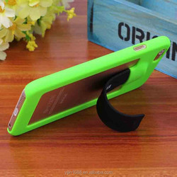 pc hard phone case with holder
