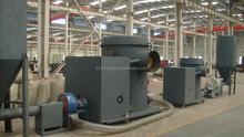 Hot sale energy saver 4,200,000kcal Biomass sawdust burner for aluminum melting plant