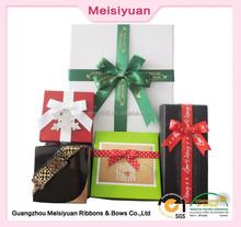 Pre made mini ribbon bow,bra bow, small garment bow