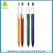 Latest arrival plastic mini ball pen for school kids