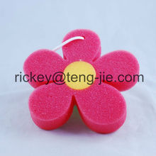 follow bath foam sponge