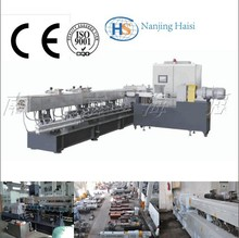 Nanjing Haisi Hot Sale pvc/pe/ppr/abs/extrusion machine acrylic sheet extruding sex film extruder machine