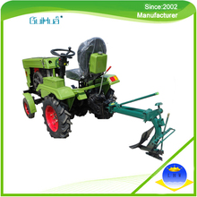 LHW 15hp electric start multi-purpose farm mini tractor