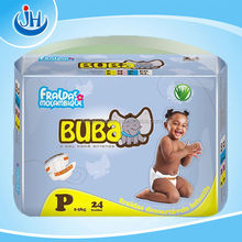 low price sun baby nappies diaper with pp tape for newborn baby in africa