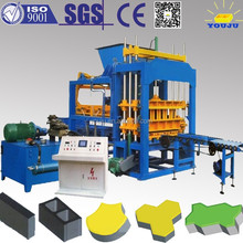 QT5-15 hydraulic construction sand and gravel production line