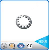 DIN6797stainless steel Lock Washer Internal/external teeth