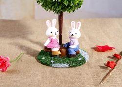 Inexpensive gift wrapping resin garden gnome door quran wedding gift , best gift for diabetic