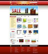 E Commerce Website design ( Online Store )