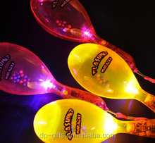 Glow led celebration Maracas/concert led