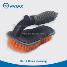 plastic pp stiff bristle car wash hand brush