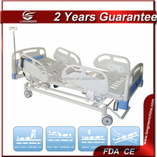 LG-E506 Five way ABS siderail electric king adjustable bed