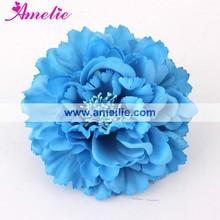 Fabric Silk Flower Brooch Or Wedding Chair Decoration