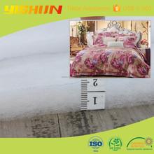 YISHUN Polyester Wadding For Sportswear,Sleeping Bag,Home Textile