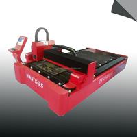 CNC fiber laser cutting machine stainless steel mild steel aluminum