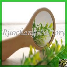 Wonderful Personalized Pocket Mirror/Make Up Wooden Frame Mirror