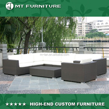 2015 new arrival cheap garden treasures resin wicker furniture outdoor