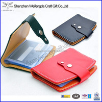 New Fashion leather Credit Card Bus card Holder,business card wallet Case