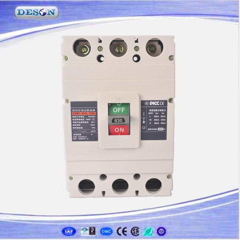 Low Voltage Breaker : Best selling low voltage circuit breaker ac mccb breakers