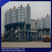 25m3/h to 240m3/h forced double-horizontal shafts concrete plant,concrete mixing plant