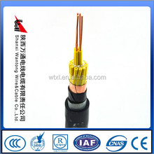 XLPE Low voltage electric Cable / YJV Power Cable supplier