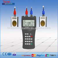 Drinking water clamp meters new technology portable ultrasonic flow meter with ultrasound sensor