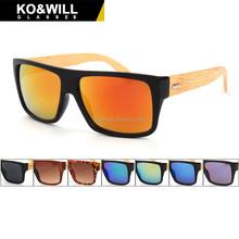 genuine bamboo sunglasses wooden leg wayfarer sunglass oculos de sol eyewear men sunglass Eyewear lentes de sol