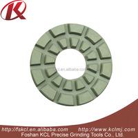 "4"" Diamond Polishing Pads for Terrazzo/ Concrete/Engineered Stone/Porcelain/Quartz"