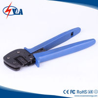 handheld hydraulic hose crimping tool for solar connector