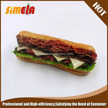 Simela artificial food of simulated sandwich
