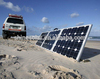 130W mono pv solar panel