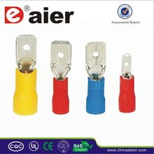 Daier bullet shaped insulating terminals
