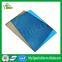100% Bayer virgin uv coating china fire proof anti-fog corrugated polycarbonate conservatory roof sheet