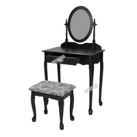 wooden antique dressing table with new design