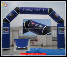 cheap advertising inflatable arch/ inflatable archway for sale